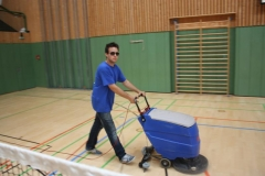 Hachinger Badminton Turnier 2012 Samstag