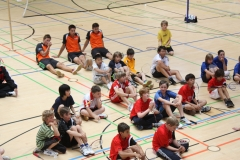 Hachinger Badminton Turnier 2012 Sonntag