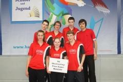 Bay. Mannschaftsmeisterschaften Jugend 2013