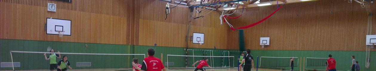 TSV Oberhaching – Badminton